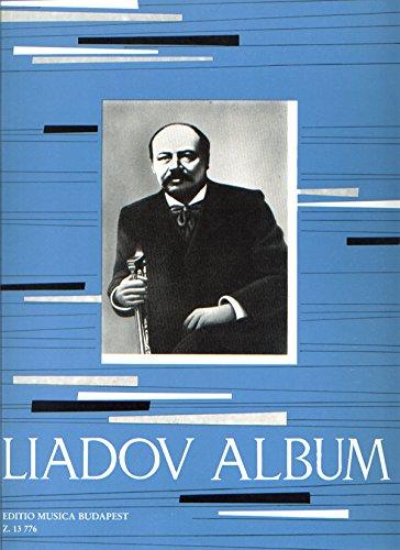 Album Fur Klavier Piano - Liadov Klavier