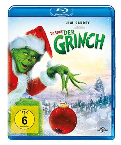 Der Grinch - 15th Anniversary [Blu-ray] (Jim Carrey-filme Blue Ray)