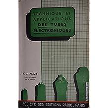 electronique industrielle physique electronique tubes a vide et a gaz semi conducteurs