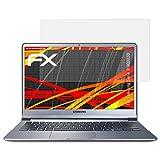 atFolix Folie für Samsung Serie 9 (900X3D) Displayschutzfolie - 2 x FX-Antireflex-HD hochauflösende entspiegelnde Schutzfolie