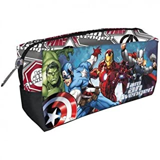 AstroFlight Portatodo Rectangular Avengers Marvel