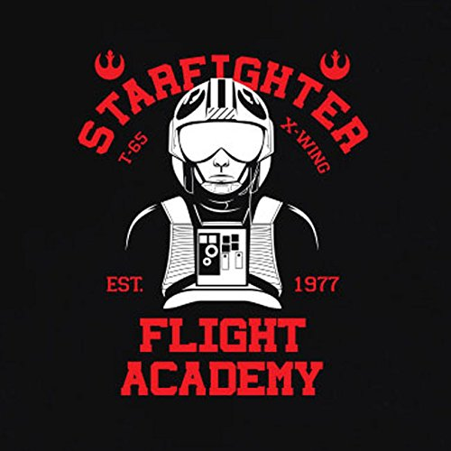 TEXLAB - X-Wing Academy - Damen T-Shirt Marine