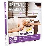 SMARTBOX - Coffret Cadeau - DÉTENTE ABSOLUE - 5330 soins : modelage du corps, soin du visage, accès au spa…