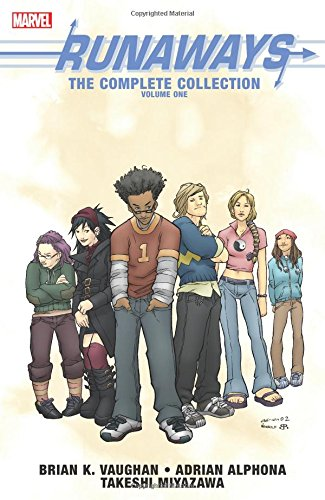 RUNAWAYS COMPLETE COLLECTION 01 (Runaways: the Complete Collection)