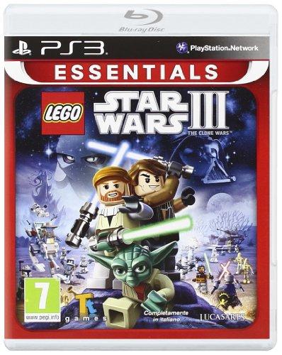 Essentials Lego Star Wars 3: La Guerra Dei Cloni [Importación Italiana]