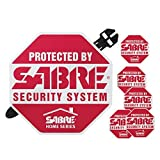 Best BRINKS Outdoor Securities - SABRE Warning Signs for Home - Home Review