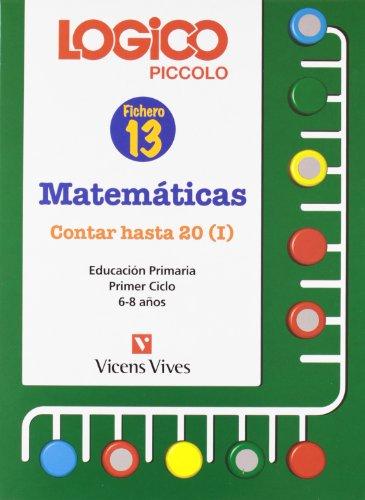 Logico Piccolo. Contar Hasta 20 - 9788431646028