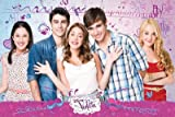 GB eye 61 x 91.5 cm Violetta Cast Maxi Poster