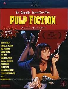 Pulp Fiction [Blu-ray] [Schwedischer Import]