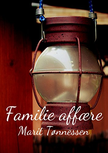 Familie affære (Norwegian Edition) por Marit Tønnessen