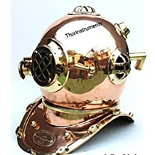 Thor Instruments.Co Armure spartiate 300 torse muscle en cuivre antique IdLTyNmgB