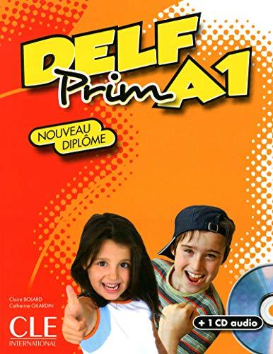 DELF Prim. Niveau A1. Livre De L'Élève (+  CD)