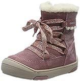 Geox Baby Mädchen B JAYJ Girl C Stiefel, Dk Pink C8006, 23 EU