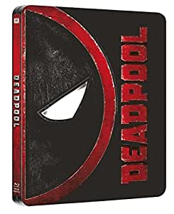 Deadpool (1 Blu-Ray Steelbook)