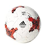 adidas Confederations Cup Sala Fußball, Top:White/Bright Red/Black Bottom:Silver Metallic/Pantone, One Size