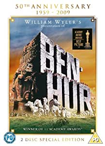 Ben Hur - 50th Anniversary Edition [DVD] [1959]