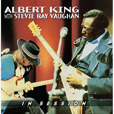 In Session (Ocrd) by Albert^Vaughan, Stevie Ray King