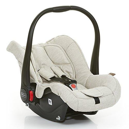 ABC Design 101297704Carseat Hazel Camel Kindersitz für Auto, Beige