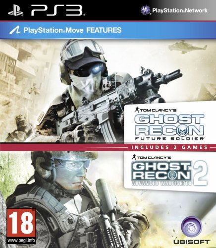 Tom Clancy's Ghost Recon Future Soldier & Advanced Warfighter 2 (Double Pack)...