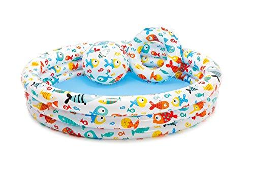 Intex 59469NP - 3-Ring-Pool-Set - Fishbowl