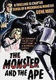 Feature Film - The Monster And The Ape [Edizione: Stati Uniti]