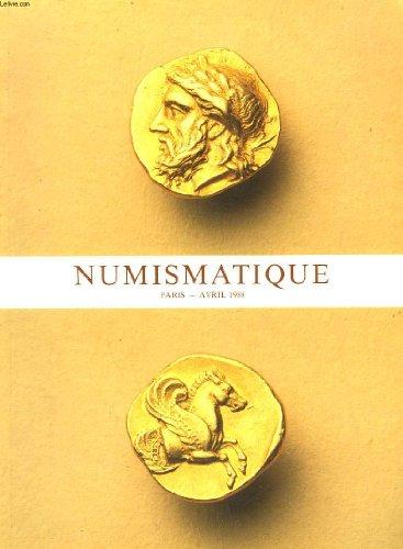 Catalogue de vente - numismatique paris - monnaies de collection - medailles et decorations ouvrages de numismatique