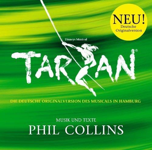Tarzan-Deutsche Originalversion des Musicals - Cd Tarzan