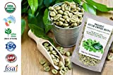 GREEN COFFEE BEANS~ DECAFFEINATED GREEN COFFEE BEANS FOR WEIGHT LOSS 200 Gms Coffea arabica contains Chlorogenic acid ( GCA / CGA ) WEIGHT MANAGEMENT ACTIVE INGREDIENTS