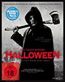 The Night Before Halloween (Uncut) [Blu-ray]