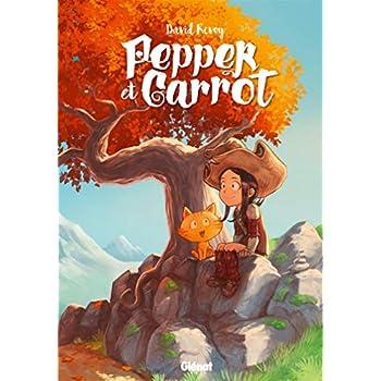 Pepper et Carrot - Coffret T01 et 02