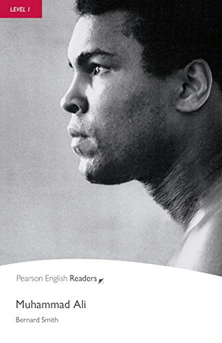 Penguin Readers 1: Muhammad Ali Book & CD Pack: Level 1 (Pearson English Graded Readers) - 9781405878166
