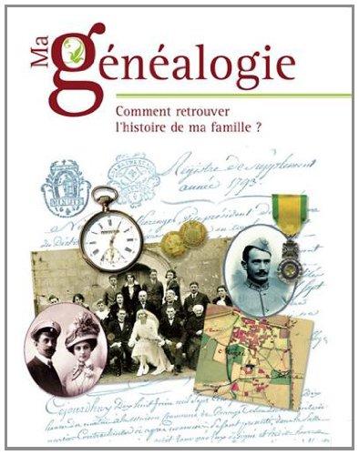 Ma généalogie