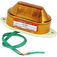 Industriell LTE-5051 AC 220V Blinksignal Signallampe Warnlampe Signallicht de