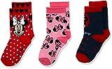 Die besten Disney Mädchen Socken - Disney Mädchen Socken Minnie Mouse, Multicoloured(Pack1), 4-5 Jahre Bewertungen