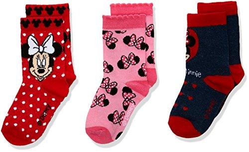 Disney Girl's Minnie Mouse Socks