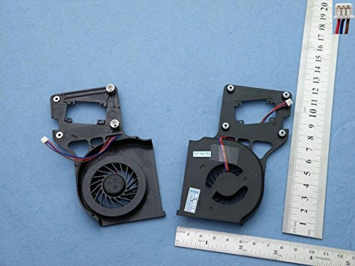 "IBM Lenovo Thinkpad R500 CPU Lüfter Kühler Version 15,4"" Cooling FAN"
