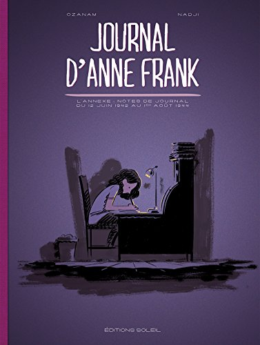 Journal d'Anne Frank par Ozanam