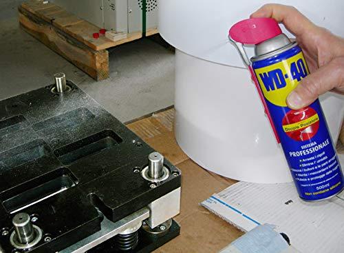 WD-40Lubrifiant multifonction, 500 ml/doppia posizione, marron, 6
