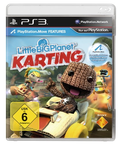 Sony Computer Entertainment LittleBigPlanet Karting - [PlayStation 3]