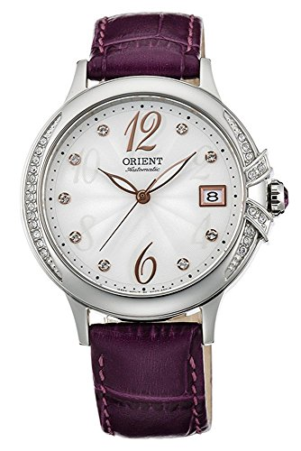 ORIENT Fashionable Automatic Elegance Collection Sapphire Glass FAC07003W