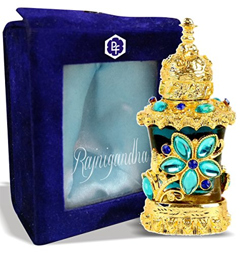 THE RAJNIGANDHA ATTAR 6ML PURE AND NATURAL FRAGRANCE OF TUBEROSE FLOWER ( 100ML ALCOHOL FREE ATTAR ) BEST ATTAR FOR MEN AND BEST ATTAR FOR PUJA AND RELIGIOUS PURPOSE AND BEST ATTAR FOR NAVRATRI