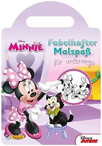VE 5 Disney Minnie Maus: Fabelhafter Malspaß für unterwegs