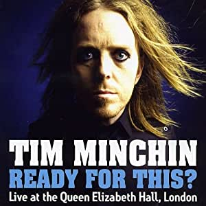 Ready For This? (Live at the Queen Elizabeth Hall London 2008)