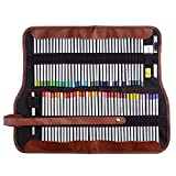 Marco Raffine 7100 72 Art Coloured Pencils with Roll UP Canvas Pouch Package