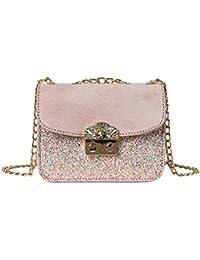 grande vendita 1f596 0934c Amazon.it: borse firmate - Rosa / Borse a tracolla / Donna ...