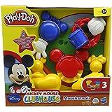 Play-Doh - Mickey kit: estampa y corta (Hasbro A0556E24)