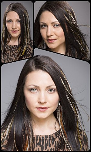 grizzly-extensions easyin Nature pour cheveux noirs