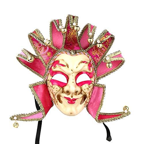 Volles Gesicht benutzerdefinierte Prom Akzent Maskerade Maske for Halloween/Weihnachten/Event Party Wall dekorative - Benutzerdefinierte Kinder Tanz Kostüm