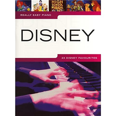 Really Easy Piano: Disney. Für Klavier