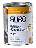 Auro Weißlack glänzend Classic - 2,5L